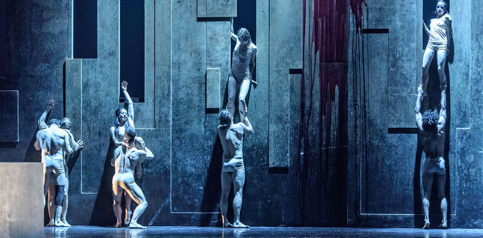 hercules oper vom tanztheater erfurt und theater erfurt