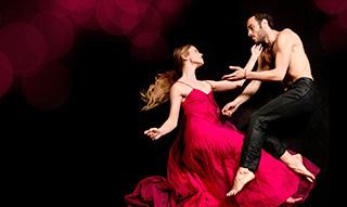 Tanztheater Erfurt - Die göttliche Komödie